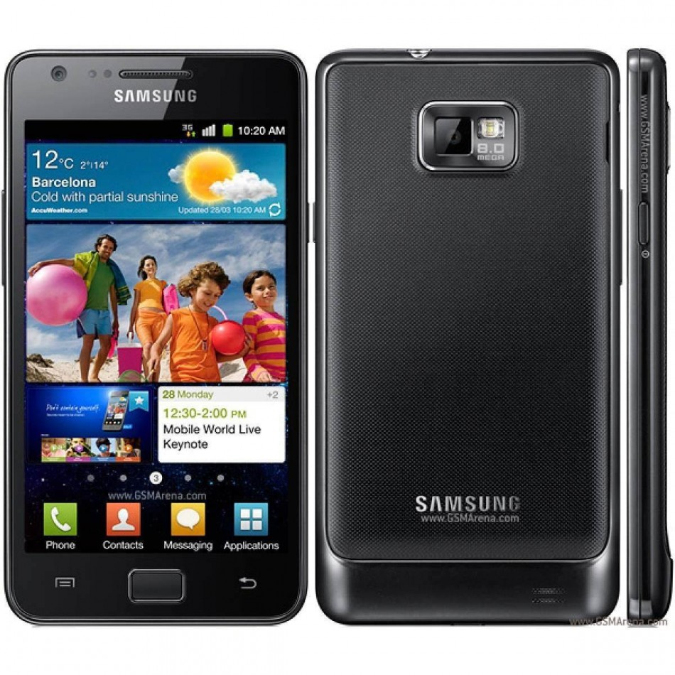 Galaxy S2 I9100 Gets Bug-Fix Update for Stock Android 4.1 ...