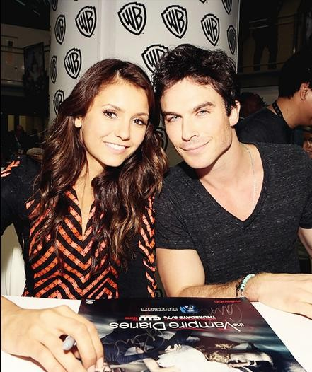 nina dobrev and ian somerhalder dating 2013 Nina dobrev and ian somerhalder dated for about three years before calling it quits in mid-2013.