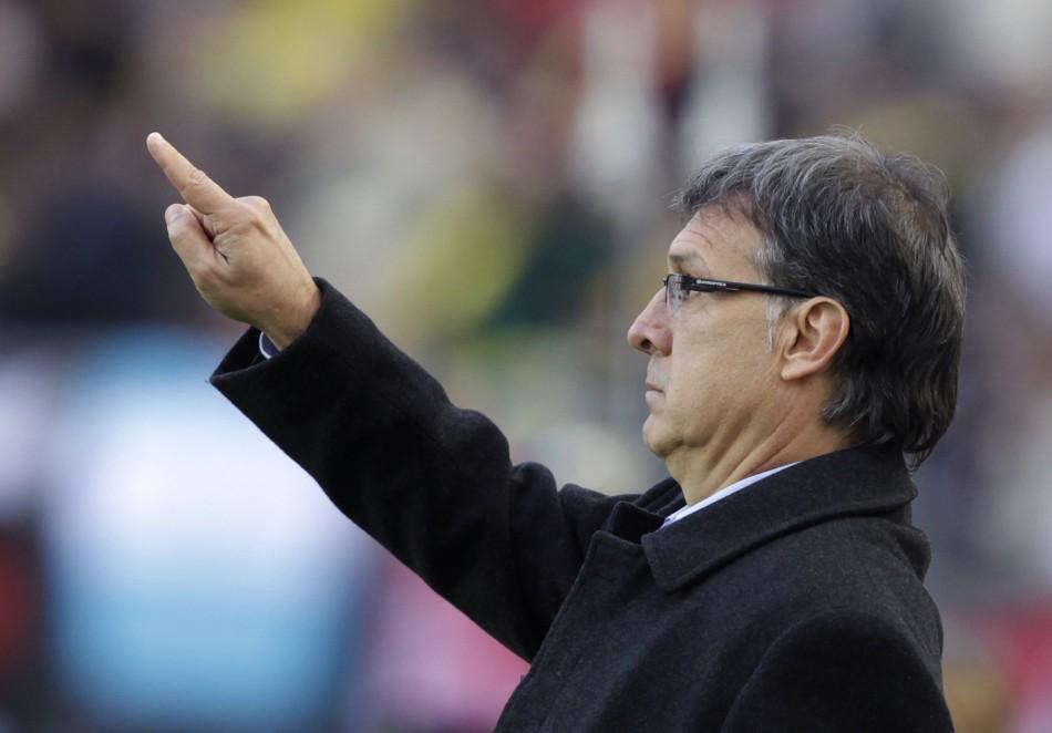 fc Barcelona Manager Gerardo