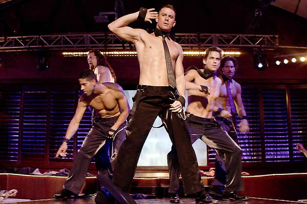 Channing Tatum Is Bringing His New Male Stripper Act Magic