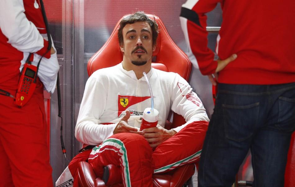 Luca Di Montezemolo Confirms Fernando Alonso S Ferrari