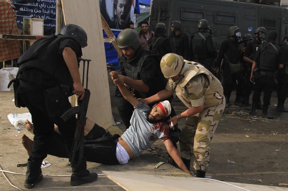 Cairo Massacre Death Count Keeps Rising Slideshow
