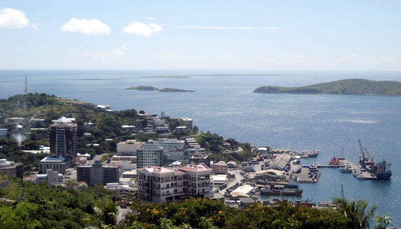 No. 137 - Port Moresby, Papua New Guinea