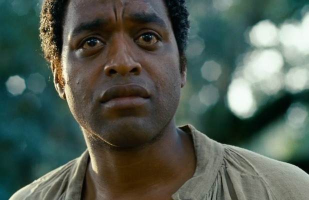The film's lead actor, Chiwetel Ejiofor in 12 Years a Slave. (Fox Searchlight Films)