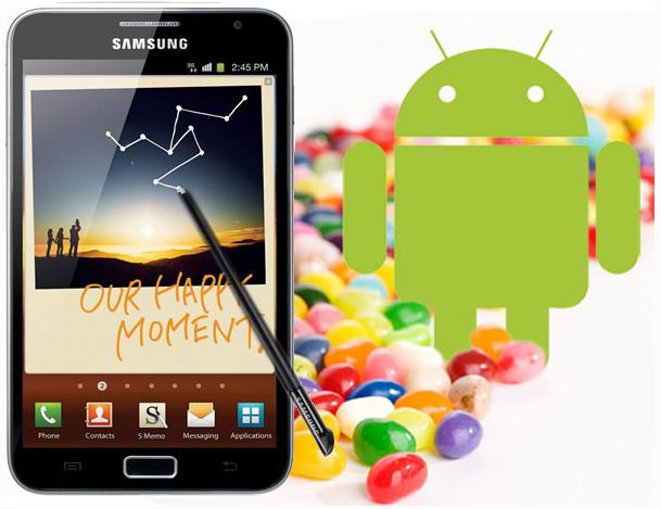 Note N7000 vs Note 2 Galaxy Note N7000 Gets