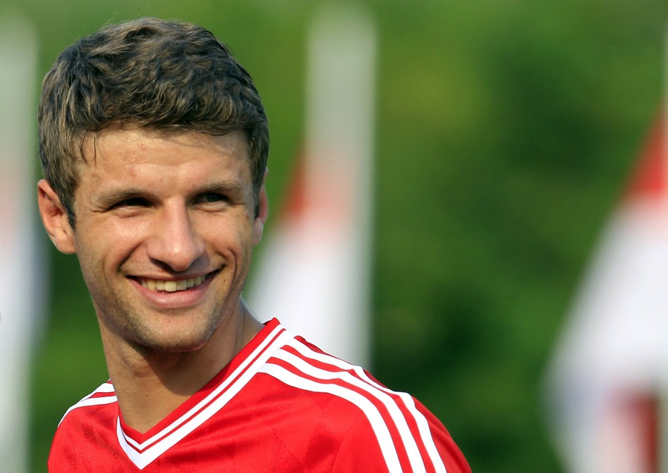 Bayern Munich Star Thomas Muller Says Arsenal are Most Difficult Opponent - thomas-muller