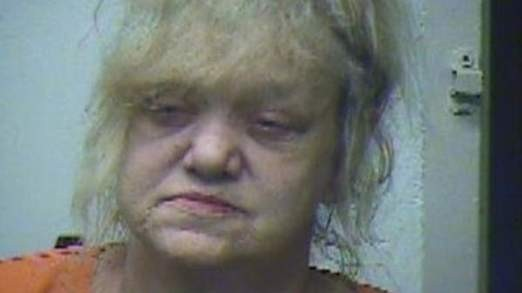 Sandy Hatte, accused of 13 year long kidnap of her own grandson PIC: Livingston County Sheriff's Office
