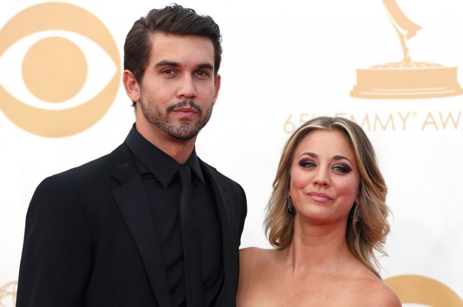 Kaley Cuoco Engagement Ring Ryan Sweeting Star Kaley Cuoco Engaged