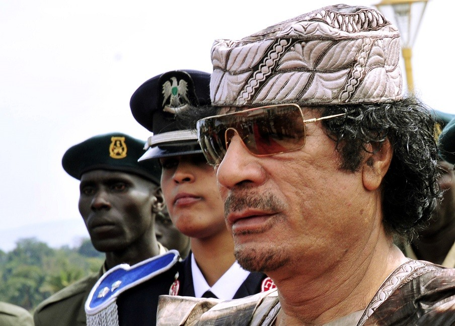 Colonel Gaddafi 'Kidnapped and Raped Hundreds of Girls and Boys'