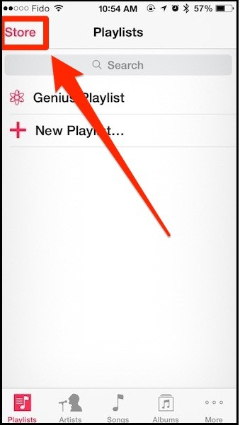 Fix iTunes Store App Crashing Issue in iOS 7 [TUTORIAL]