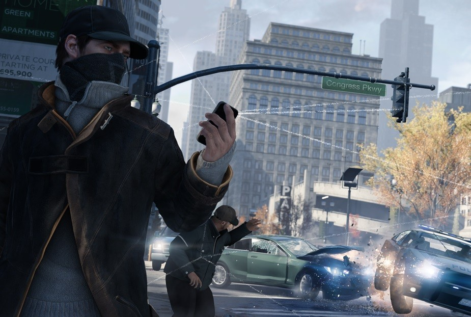 Ubisoft Watch Dogs (Credit- Of