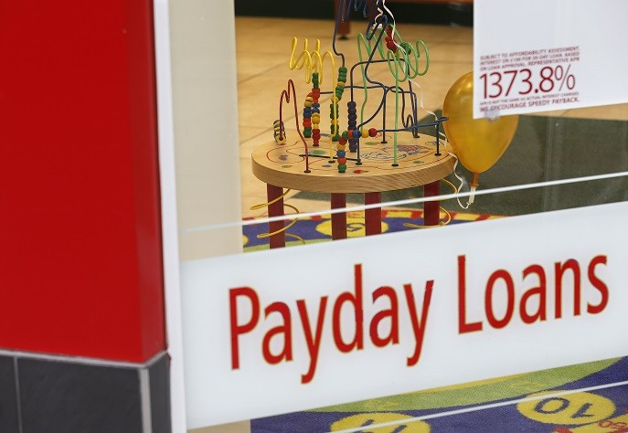 Finally, a crackdown on predatory payday loans - Los ...