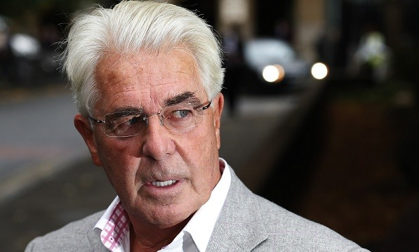 Max Clifford arriving at Southwark Crown Court (Reuters)
