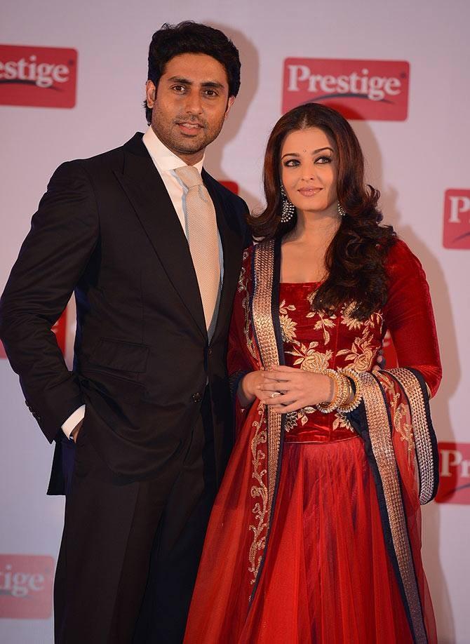 Aishwarya Rai couple
