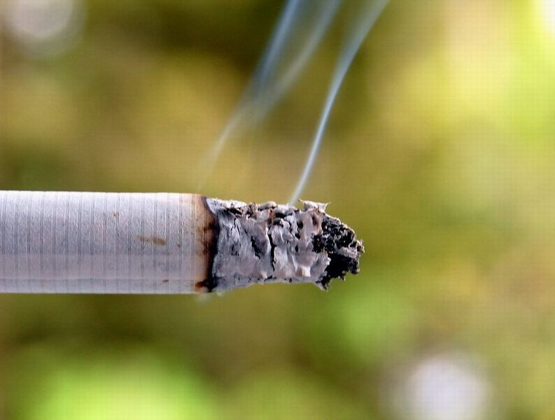 Cigarette Smoke