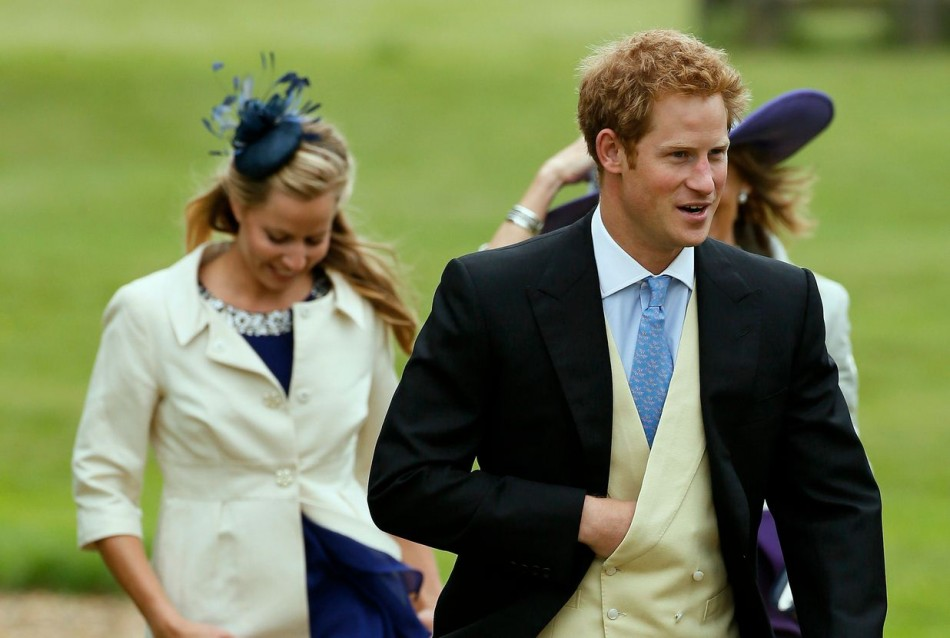 royal wedding part 2 prince harry 39 gets nod from girlfriend 39. Black Bedroom Furniture Sets. Home Design Ideas