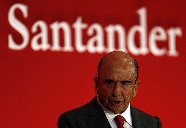 Emilio Botin is Santander's Chairman and wants to increase its US ...