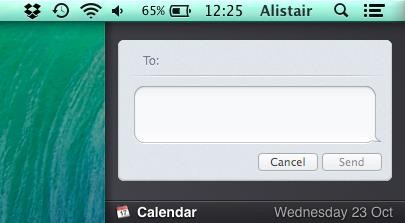 how to stop imessage notifications on mac