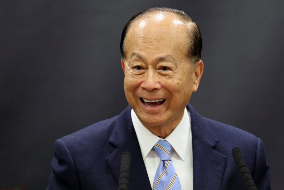 Asia's Richest Man Li Ka-shing Readies War Chest To Boost European Footprint