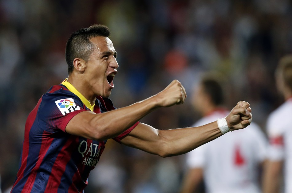 From Overmars To Sanchez: Arsenal Always do Good Business With Barcelona
