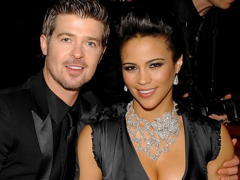 Robin Thicke and