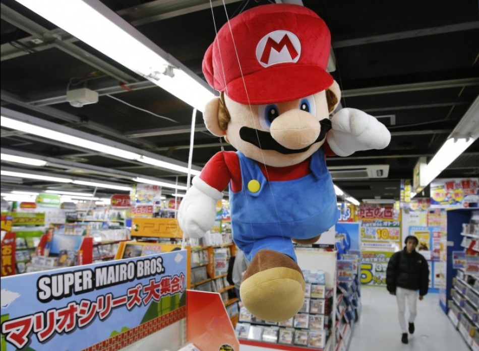 Japan's Nintendo Banking on Christmas Shop