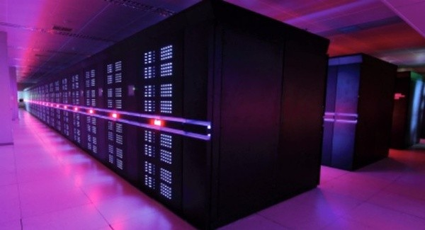 China Supercomputer Tianhe-2 Still Worl