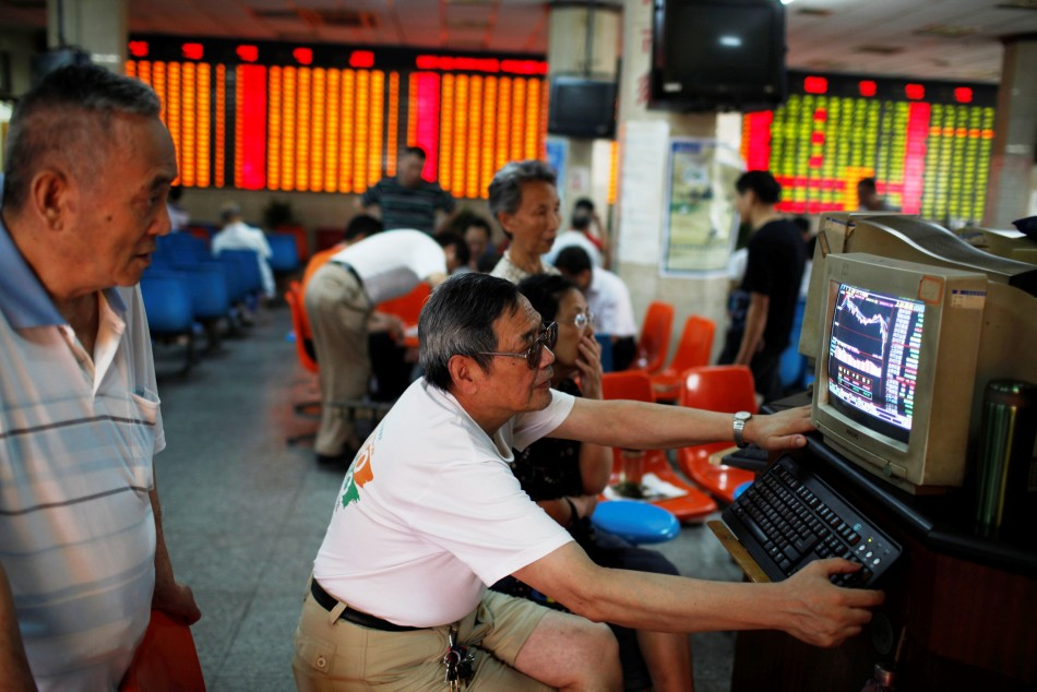 Asian markets outside China trade lower on 20 November