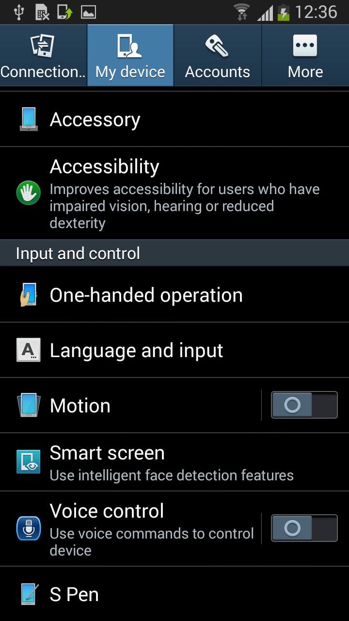 how to use galaxy s4 voice command