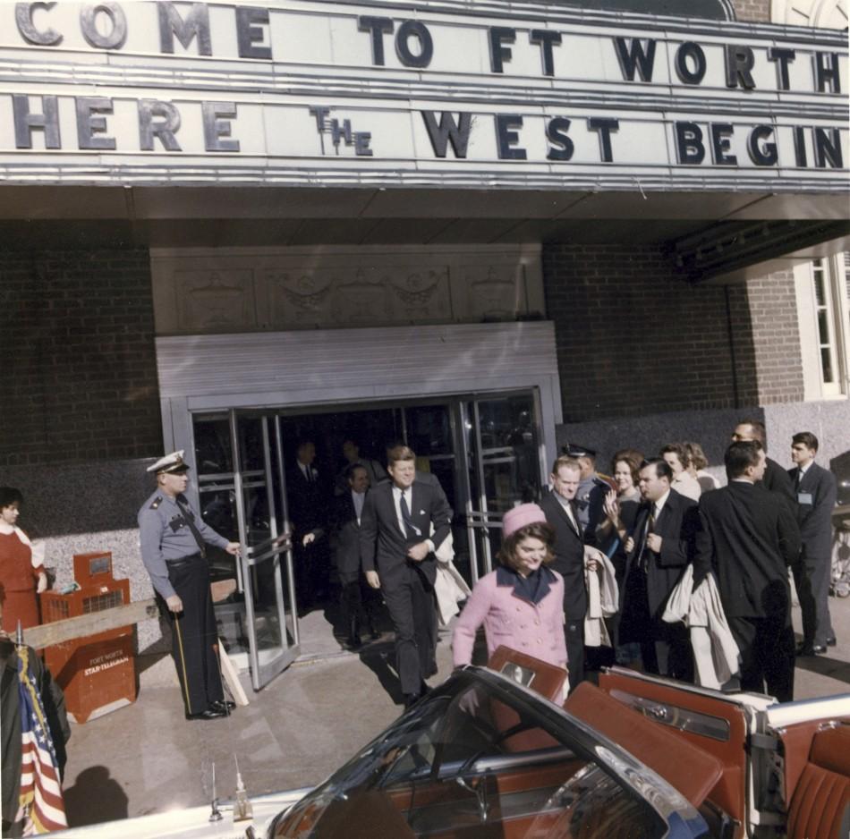 Jfk Assassination 50th Anniversary Historic Images
