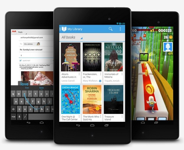 Nexus 7 2013 (Wi-Fi) Gets Android 4.4 KRT16S KitKat Bug ...