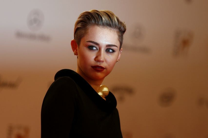 Miley Cyrus Pleads to He