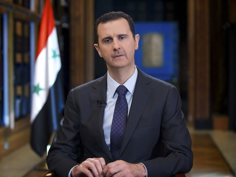 Assad Not To Relinquish Power