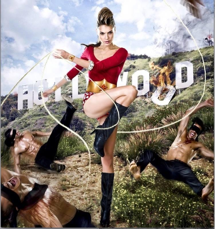 Man of Steel 2: Film's Costume Designer Teases Wonder ... Gal Gadot Wonder Woman Costume Revealed