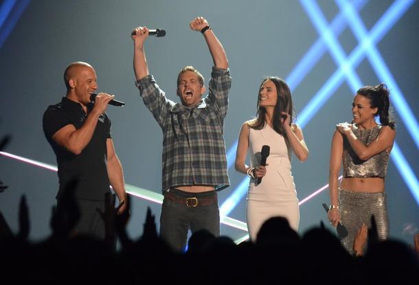 Vin Diesel Pays Emotional Tribute To Paul Walker Calls