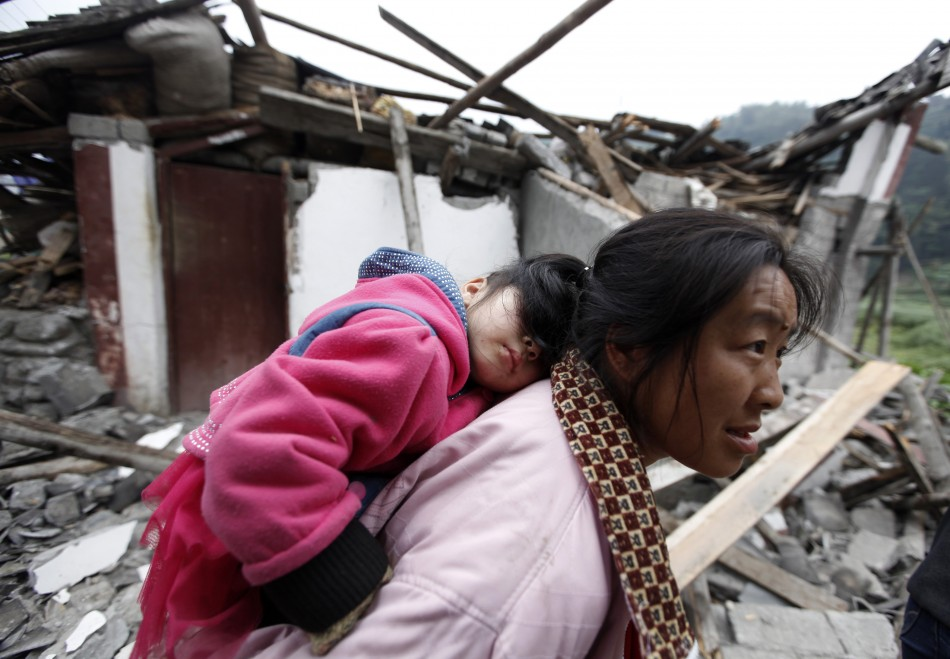 Sichuan province, where a devastating 7.9 earthquak hit in May 2008, killing 80,000.