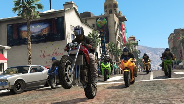 Bikes In Gta 5 GTA Online New Update