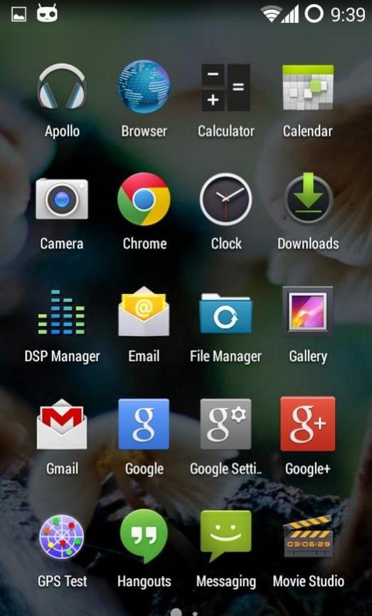 take screenshot android 4.2