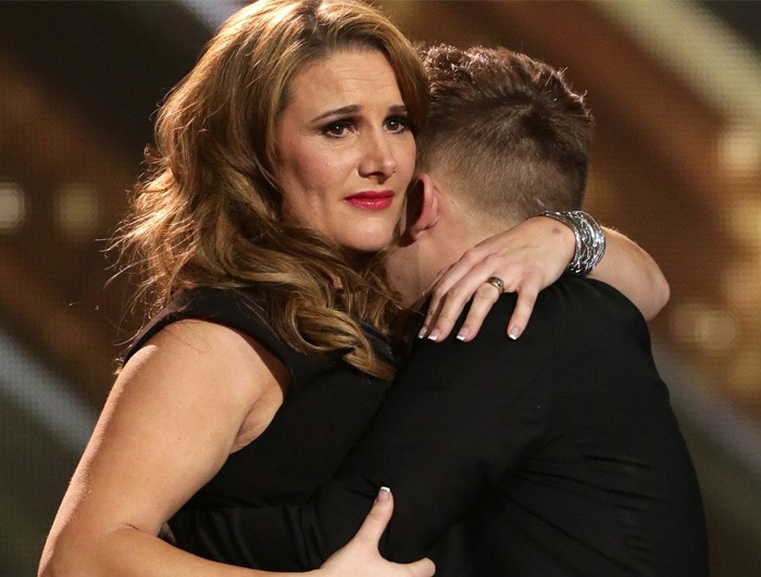 I a celebrity winner eurovision