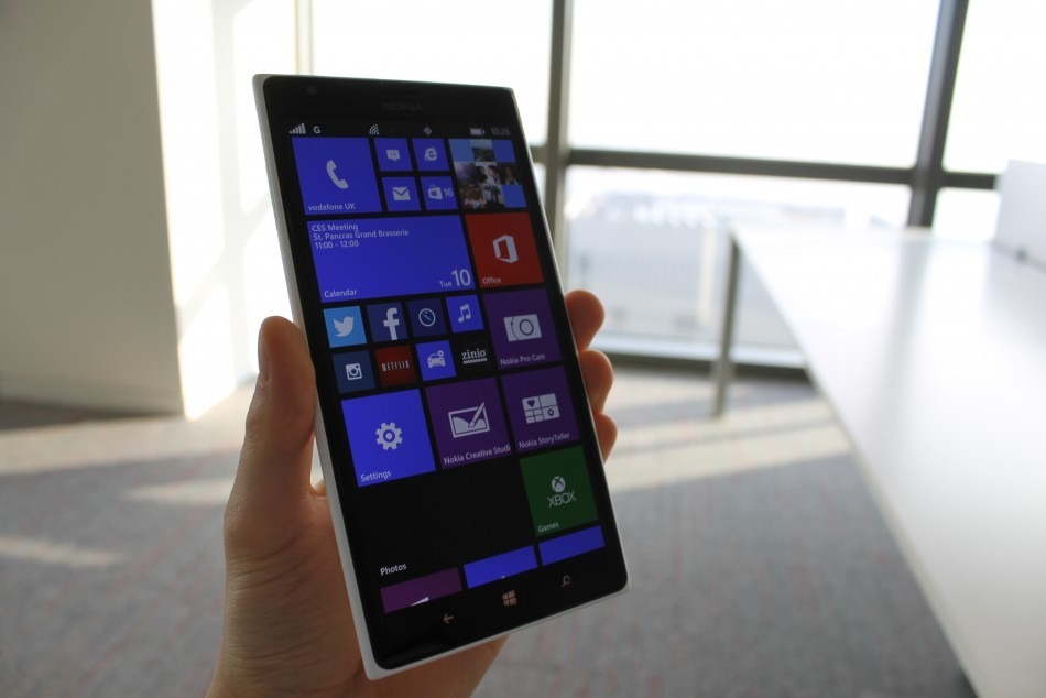 Windows Phone's 8.1 update will bring a notification centre and Siri-like assistant in April 2014. (IBTimes UK)