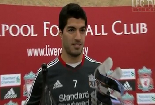 Liverpool insist Suarez is not for sale