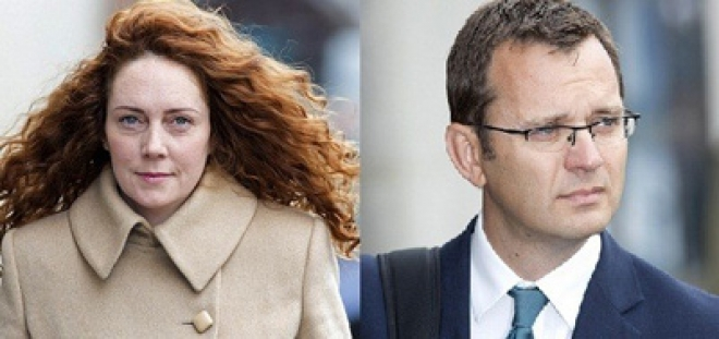 Ex News of the World Brooks and Coulson to face more charges