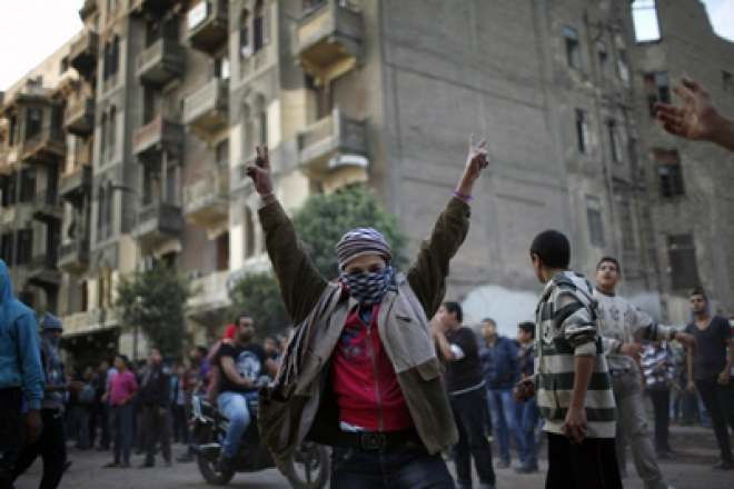 Violent clashes continue in Cairo over Mursi ruling
