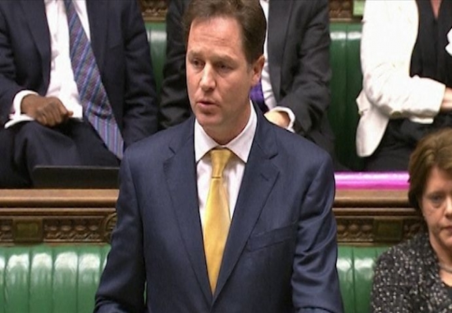 Nick Clegg opposes 'snooping' communications bill