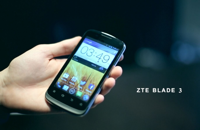 would think zte blade x3 review period