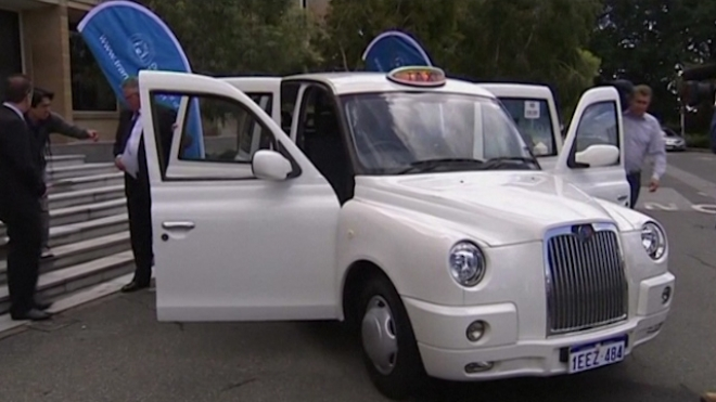 Iconic London Cab To Appear On Australian Streets