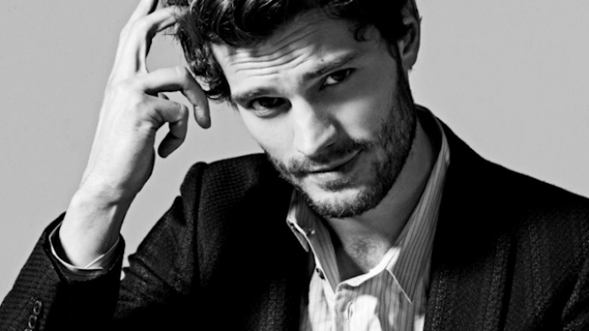 fifty shades of grey jamie dornan to reprise his role as christian grey in movie sequel. Black Bedroom Furniture Sets. Home Design Ideas