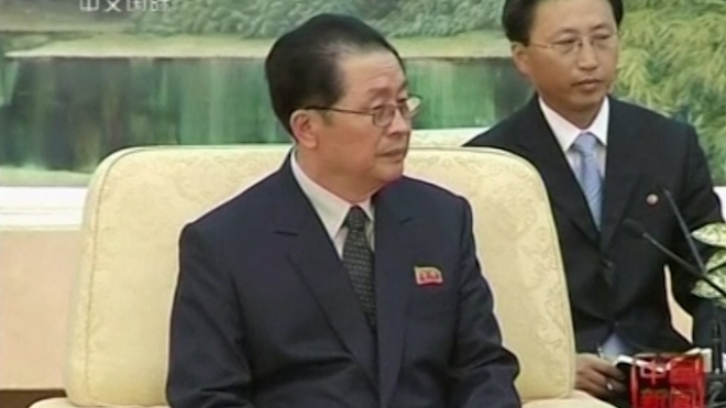 North Korea Executes Kim's Uncle Jang Song Thaek