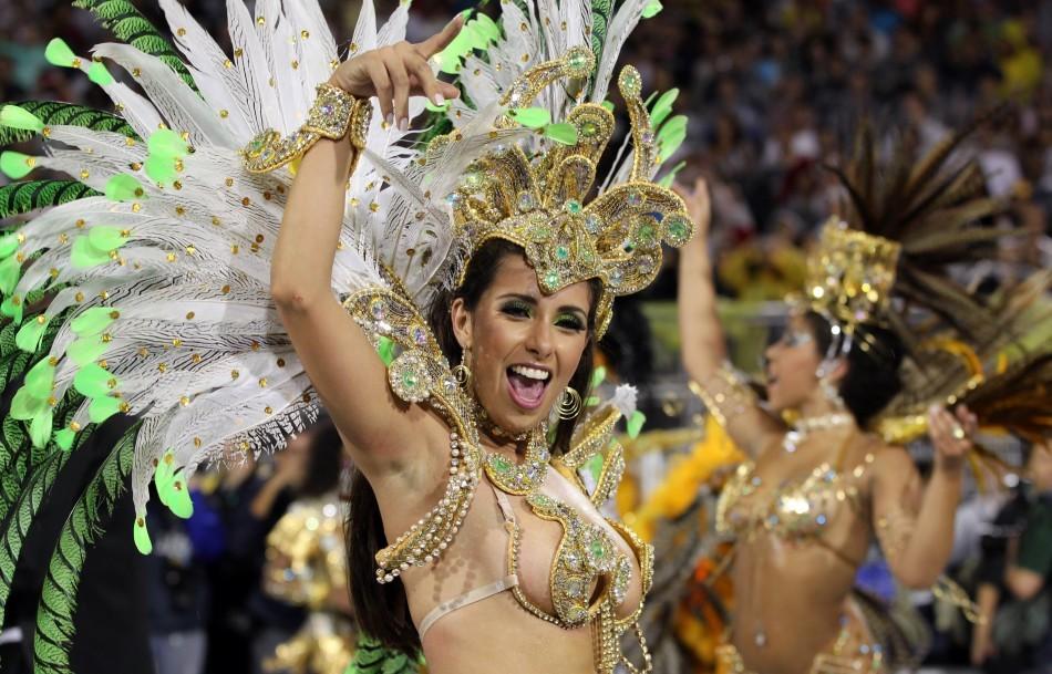 Brazil Carnival begins