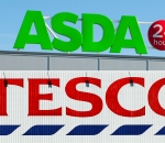 Asda, Tesco